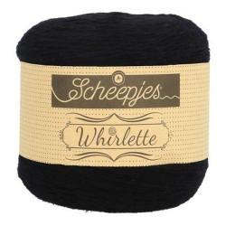 Scheepjes Whirlette. Farve 851, Liquorice