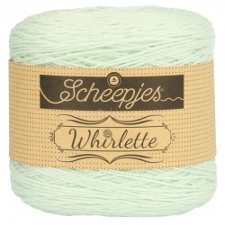 UDGÅET Scheepjes Whirlette. Farve 856, Mint
