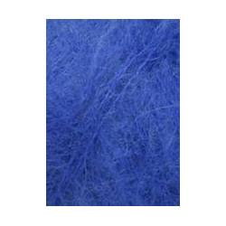 Lang Yarns Mohair luxe, farve 06, kongeblå