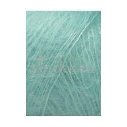 Lang Yarns Mohair luxe, farve 58, mint