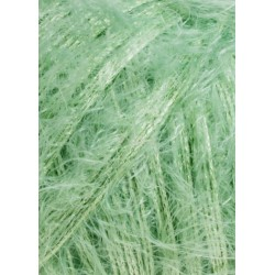 Lang Yarns Cara farve 16, lys grøn