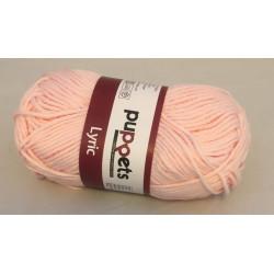 Puppets Lyric. Farve 07, lyserød