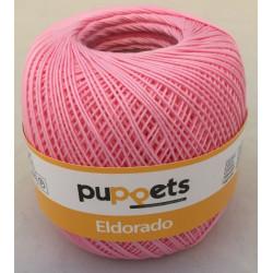 Puppets Eldorado nr. 10. Farve 7511 lyserød