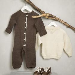 Heldragt - Viking Design 1509-23 Kit - 3-24 Mdr. - Viking Baby Ull
