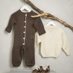 Heldragt - Viking Design 1509-23 Kit - 3 Mdr.-24 Mdr. - Viking Baby Ull