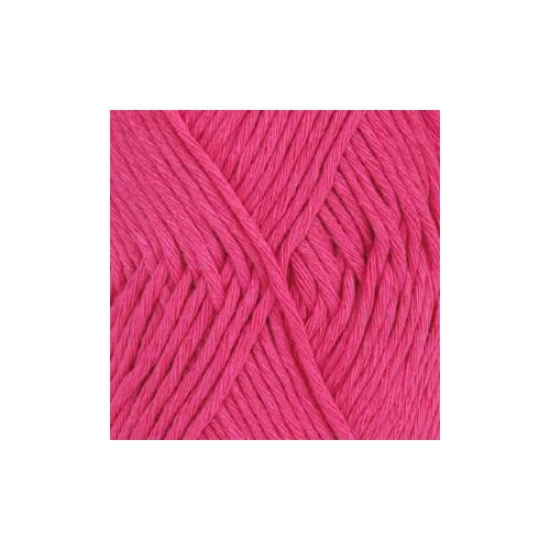 Drops Cotton Light UNI farve 18 rosa