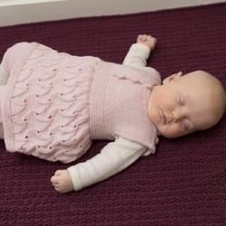 Tæppe - Viking Design 1802-3 Kit - Viking Baby Ull