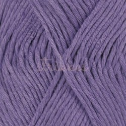 Drops Cotton Light UNI farve 13 violet
