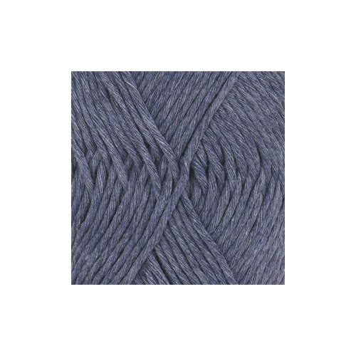 Drops Cotton Light UNI farve 26 jeansblå