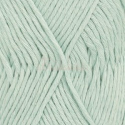 Drops Cotton Light UNI farve 27 mint