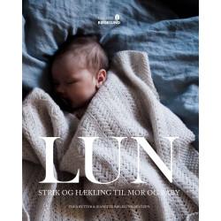 LUN - strik og hækling til mor & baby - Thea Rytter & Jeanette Bøgelund Bentzen