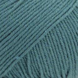 Drops Cotton Merino UNI farve 26 storm blå