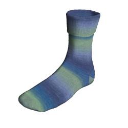Lang Yarns Super soxx color, farve 166, 100g