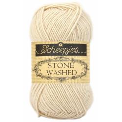 Scheepjes Stone washed 50g, farve 821 Pink Quartzite