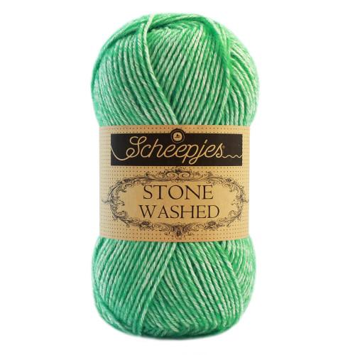 Scheepjes Stone washed 50g, farve 826 Forsterite