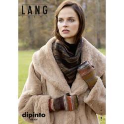 Lang Yarns strikkeopskrifter til damer i Dipinto, 9 opskrifter
