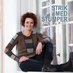 Strik med stumper - Annette Danielsen hæfte