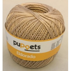 Puppets Eldorado nr. 10. Farve 7502 beige