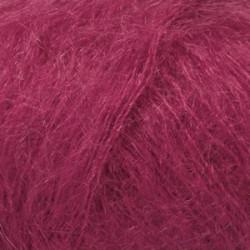 Drops kid-silk UNI farve 17 mørk rosa