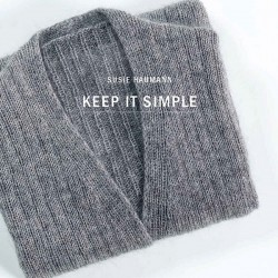 Image of   Keep it simple, susie haumann bog garn strikkebøger
