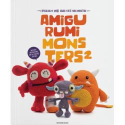 Amigurumi monsters 2, 15 skræmmende søde monstre, engelsk