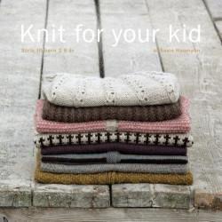 Knit for your kid, 2-6 år, Susie Haumann bog, dansk