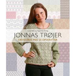 Klompelompe af Hanne Andreassen Hjelmås & Torunn SteinslandJonnas trøjer af Jonna Balle. Lavet i Drops garner