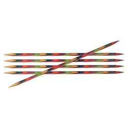 Symfonie strømpepinde med 5 pinde, 4 mm, 15 cm, KnitPro