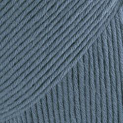 Drops Safran UNI 06 jeansblå