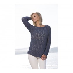 """Isabella"" Genser - Viking Design 1808-2 Kit - S-XL - Viking Bjørk"