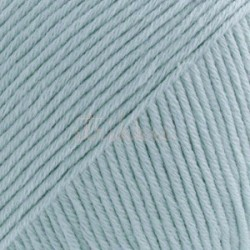 Drops Safran UNI 50 lys isblå