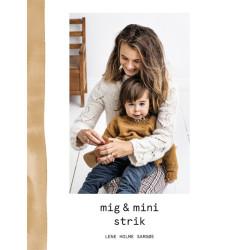 Mig & mini strik - Lene Holme Samsøe bog