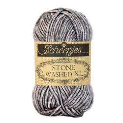 Scheepjes Stone Washed XL 50g, farve 842 Smokey Quartz