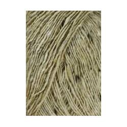 Lang Yarns Donegal Tweed. Farve 96, beige