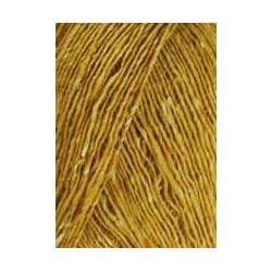 Lang Yarns Donegal Tweed. Farve 11, sennep