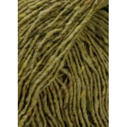 Lang Yarns Donegal Tweed. Farve 199, bronze