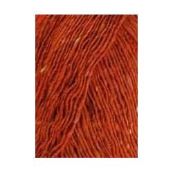 Lang Yarns Donegal Tweed. Farve 59, orange