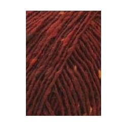 Lang Yarns Donegal Tweed. Farve 60, rød