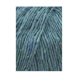 Lang Yarns Donegal Tweed. Farve 88, petrol