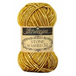 Scheepjes Stone Washed XL 50g, farve 849 Yellow Jasper
