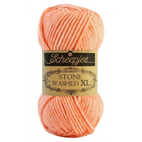 Scheepjes Stone Washed XL 50g, farve 874 Morganite