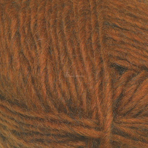 Léttlopi 9427 Rust heather