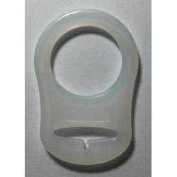 Suttekæde adapter hvid