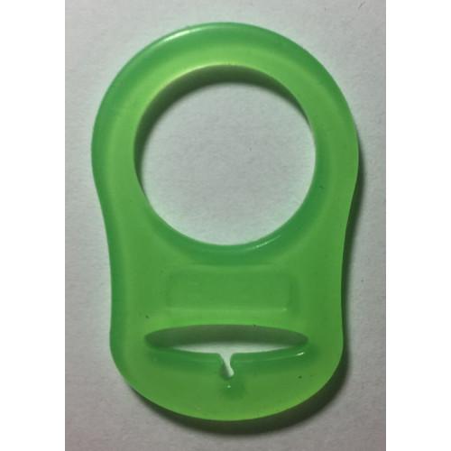 Suttekæde adapter grøn