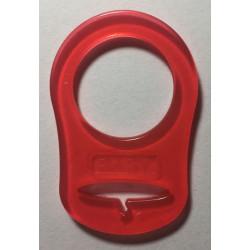 Suttekæde adapter rød