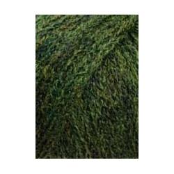 Lang Yarns Nova, farve oliven, 25g