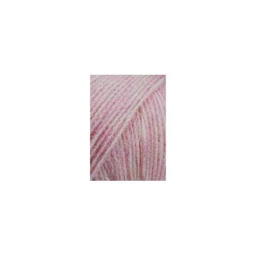 Lang Yarns Nova, farve rose, 25g