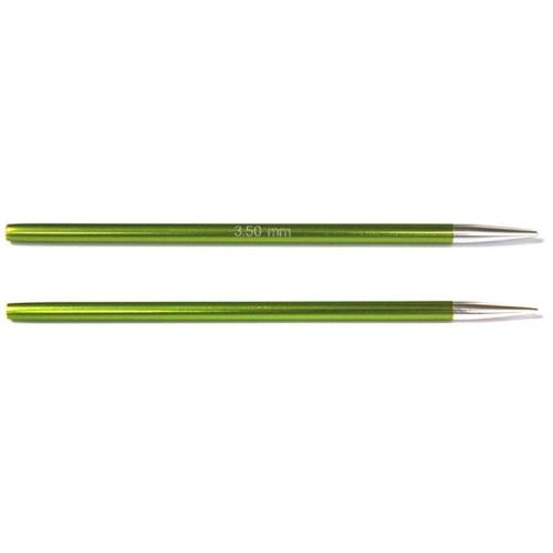 Knitpro Zing udskiftlige rundpinde 1 sæt, 3,5mm