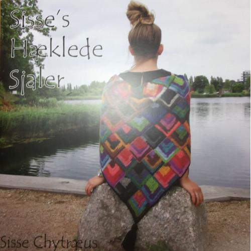 Sisse´s hæklede sjaler, 10 opskrifter af Sisse Chytræus