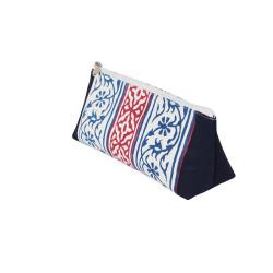 Knitpro Grace S1, stof pung til pinde og andre småting ca. 21cm x 7cm